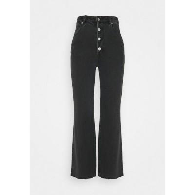 ローラズ デニムパンツ レディース ボトムス EASTCOAST CROP FLARE - Flared Jeans - comfort shadow