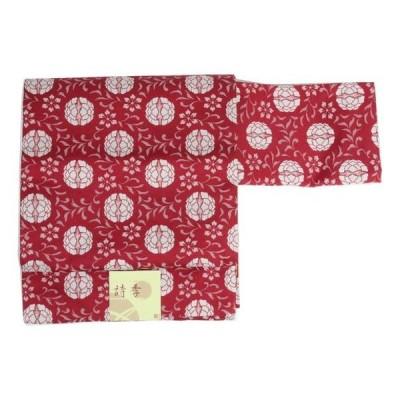 京袋帯 洗える お仕立て上り 全通柄 ONJ-31 詩季 日本製