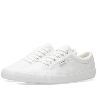 スペルガ Superga メンズ スニーカー シューズ・靴 1705 Cotu Classic White