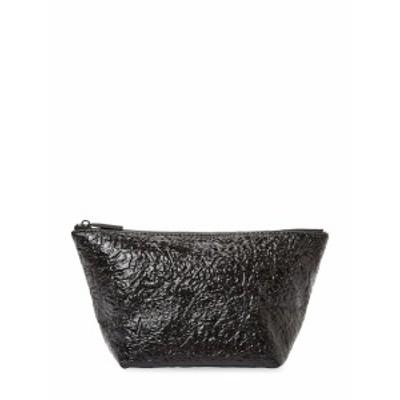 ドゥーリュークス レディース ポーチ Crinkle Metallic Cosmetic Bag