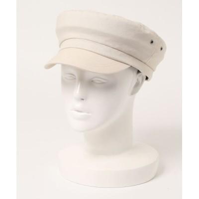 AMERICAN HOLIC / リネンキャスケット WOMEN 帽子 > キャスケット