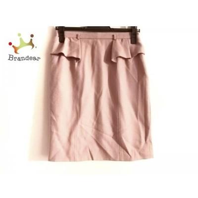アプワイザーリッシェ Apuweiser-riche スカート サイズ2 M レディース ピンク       スペシャル特価 20200509