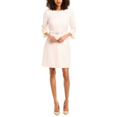 ショシャーナ レディース ワンピース トップス Shoshanna Odila Mini Dress blush