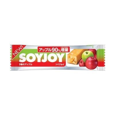 大塚製薬 ソイジョイ 2種のアップル 30g×1本 <小麦粉を使用せず、大豆粉だけを生地に使用した栄養補助食品>