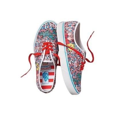 バンズ Vans x Where's Waldo  Sneaker Collection メンズ スニーカー 靴 シューズ (Where's Waldo Authentic) Land of Waldos