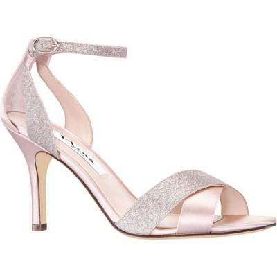 ニナ Nina レディース サンダル・ミュール シューズ・靴 Venus Sandals Peal Rose Satin