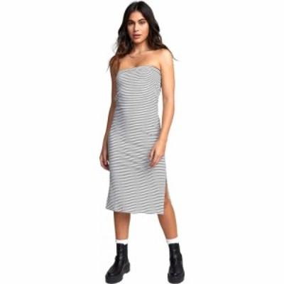 ルーカ RVCA レディース ワンピース ワンピース・ドレス Steady Dress Off-White