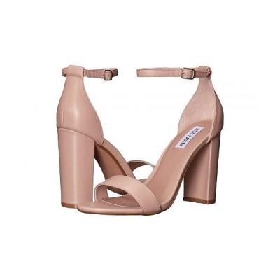 Steve Madden スティーブマデン レディース 女性用 シューズ 靴 ヒール Carrson Heeled Sandal - Blush Leather