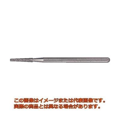TRUSCO ダイヤモンドバー Φ1.6X刃長10X軸2.35 #140 T2141M
