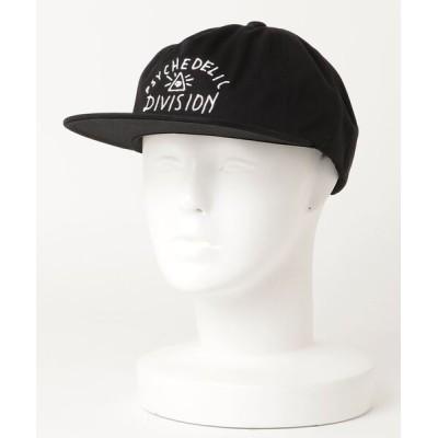BEAVER WOMEN / POLeR OUTDOOR STUFF/ポーラーアウトドアスタッフ PSYCH DIVISION HAT キャップ MEN 帽子 > キャップ