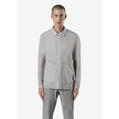 <ARC'TERYX VEILANCE(Men)/アークテリクス ヴェイランス> シャツジャケット Demlo SL Shirt Jacket 26973 VAPOR【三越伊勢丹/公式】