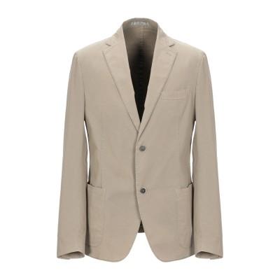CC COLLECTION CORNELIANI テーラードジャケット ベージュ 50 コットン 96% / ポリウレタン 4% テーラードジャケット