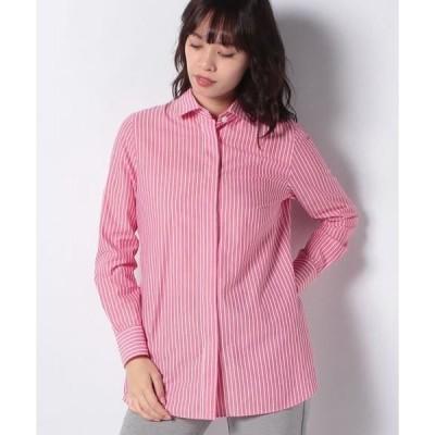 MADAM JOCONDE / マダムジョコンダ ストライプチュニックシャツ