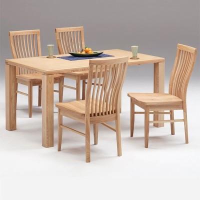 ダイニングテーブル5点セット 60cm 正方形 コーヒーテーブル シンプル モダン ミッドセンチュリー 4人用 店舗 喫茶店 カフェ 省スペース コンパクト 丸椅子 無垢