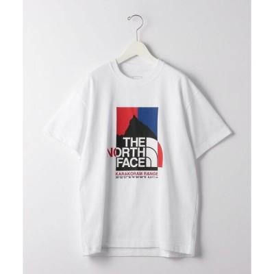 tシャツ Tシャツ [ ザ ノースフェイス ] THE NORTH FACE カラコラム レンジ Tシャツ
