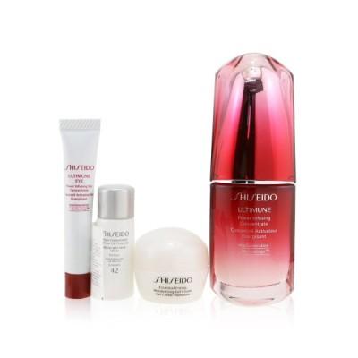 資生堂 セット&コフレ Shiseido ギフトセット Ultimate Hydrating Glow Set: Ultimune Power Infusing Concentrate 30ml + Moisturizing Gel Cream