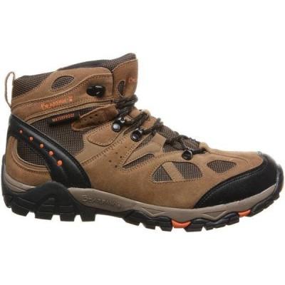 ベアパウ メンズ ブーツ・レインブーツ シューズ BEARPAW Men's Brock Waterproof Hiking Boots
