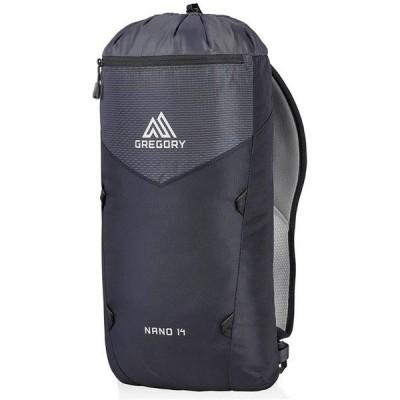 グレゴリー メンズ バックパック・リュックサック バッグ Gregory Nano 14 Backpack
