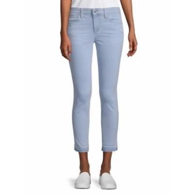ジョーズジーンズ レディース パンツ デニム Icon Whiskered Crop Skinny Jeans
