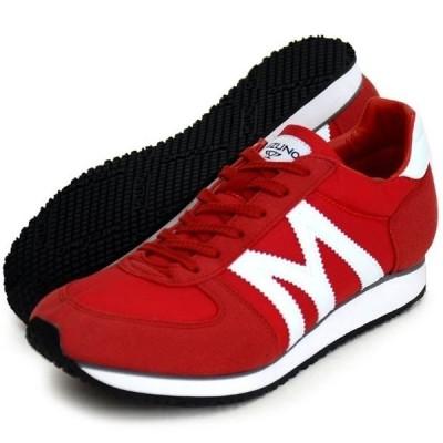 MIZUNO ミズノ MR1 D1GA185062 スニーカー 靴 メンズ レッド×ホワイト