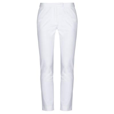 ジョゼフ JOSEPH パンツ ホワイト 38 コットン 90% / ポリウレタン 10% パンツ