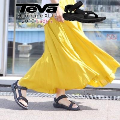 テバ サンダル ハリケーン TEVA Hurricane XLT2 新作 レディース 1019235 Women 黒 スポーツサンダル