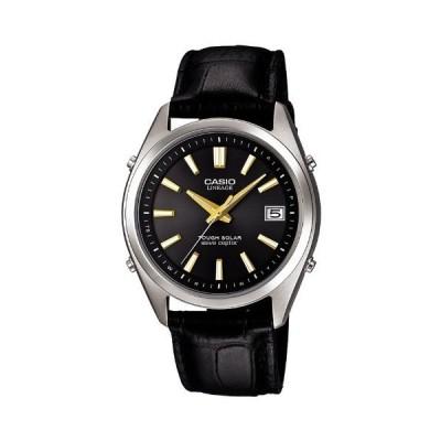 [カシオ] 腕時計 リニエージ 電波ソーラー LIW-130TLJ-1AJF ブラック