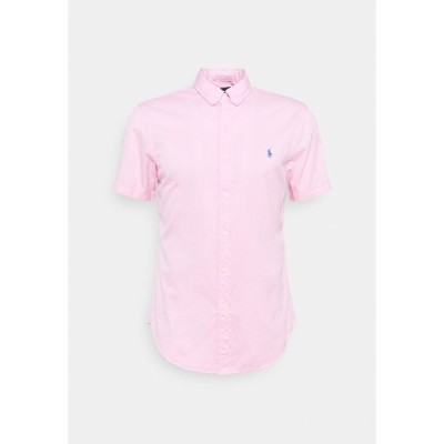 ラルフローレン シャツ メンズ トップス Shirt - carmel pink