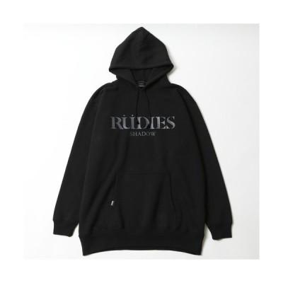 パーカー RUDIE'S SHADOW HOOD SWEAT -oversize / ルーディーズ シャドウ フード スウェット