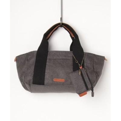 KAZZU / ポーチ付きミニトートバッグ WOMEN バッグ > トートバッグ