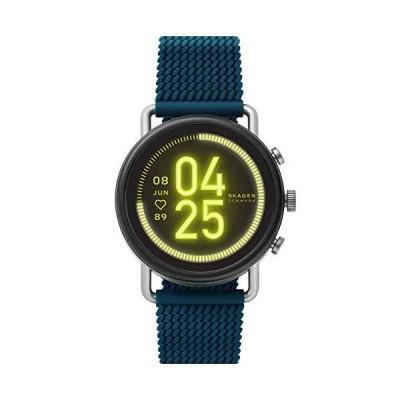 [スカーゲン] 腕時計 タッチスクリーンスマートウォッチHR SKT5203 正規輸入品 ブルー