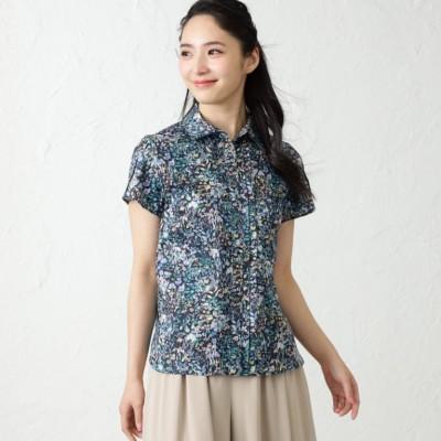 【LIBERTY】半袖シャツ