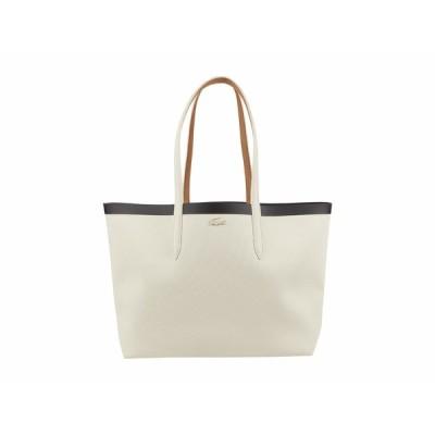 ラコステ ハンドバッグ バッグ レディース Anna Fantaisie Shopping Bag Sabler Tan Noir