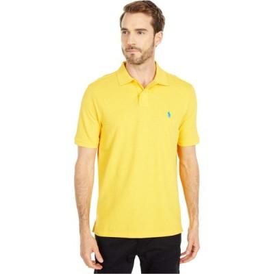 ラルフ ローレン Polo Ralph Lauren メンズ ポロシャツ トップス Classic Fit Mesh Polo Yellowfin