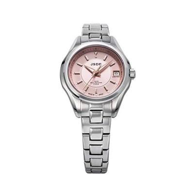 ケンテックス 腕時計 S789L-04 レディース シルバー