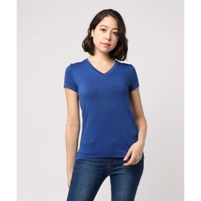 tシャツ Tシャツ 高機能Vネックカットソー