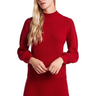 ライリー レイ レディース ニット・セーター アウター Morgyn Mock-Neck Sweater