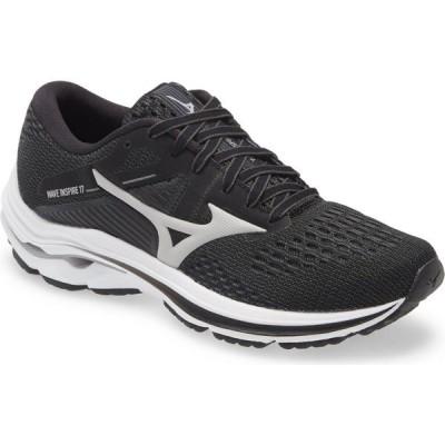 ミズノ MIZUNO レディース ランニング・ウォーキング シューズ・靴 Wave Inspire 17 Running Shoe Dark Shadow/Lunar Rock
