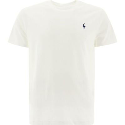 ラルフ ローレン Polo Ralph Lauren メンズ Tシャツ トップス Basic T-Shirt White