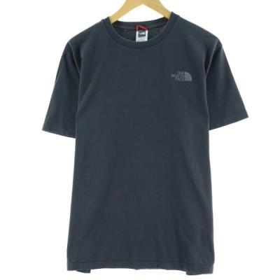 ザノースフェイス ロゴプリントTシャツ メンズL /eaa057475