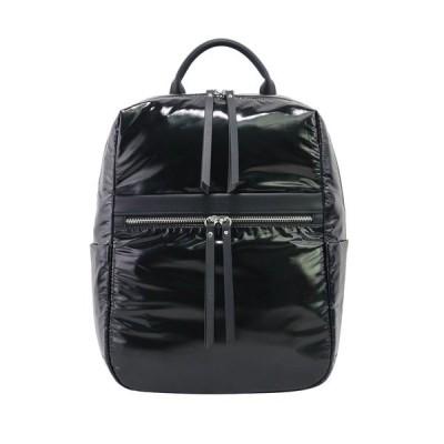 ケネスコール バックパック・リュックサック バッグ レディース Hanover Backpack Black/Silver