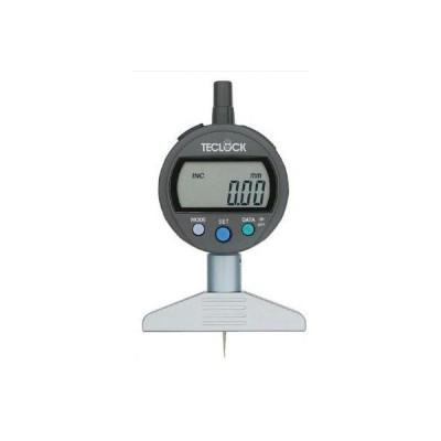 テクロック (TECLOCK) 標準型デジタルデプスゲージ DMD-210J