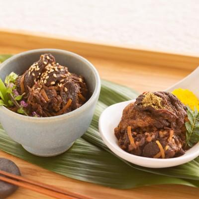日本料理 寺田 国産牛しぐれ煮