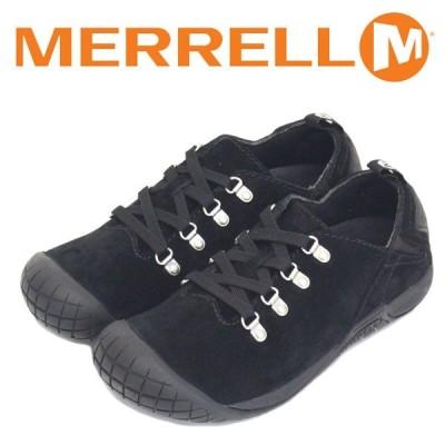 MERRELL (メレル) J6002306 ウィメンズ PATHWAY LACE パスウェイレース レディース シューズ BLACK MRL056