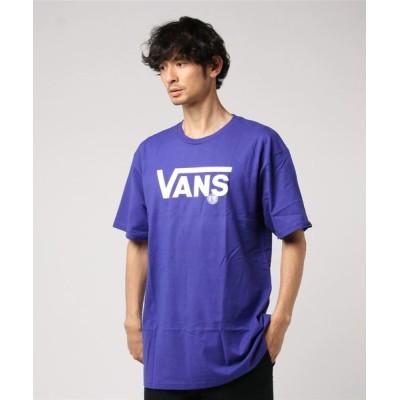 tシャツ Tシャツ VANS ヴァンズ VANS CLASSIC VN000GGGRSV VANS PURPLE