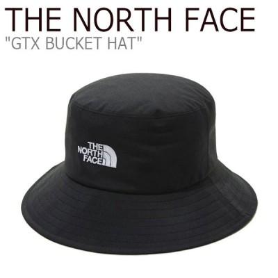 ノースフェイス バケットハット THE NORTH FACE メンズ レディース GTX BUCKET HAT ゴアテックス バケット ハット ブラック NE3HL51A ACC 新品未使用 新古品