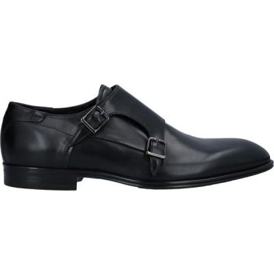 コルバリ CORVARI メンズ ローファー シューズ・靴 loafers Black
