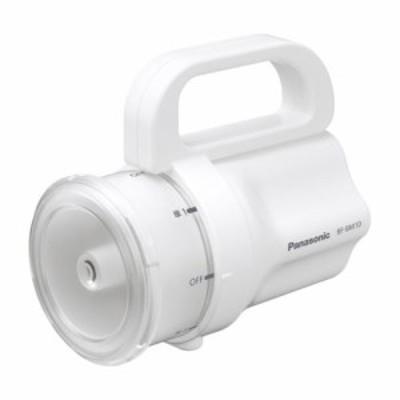 パナソニック BF-BM10-W LED懐中電灯(ホワイト)Panasonic 電池がどれでもライト[BFBM10W] 返品種別A