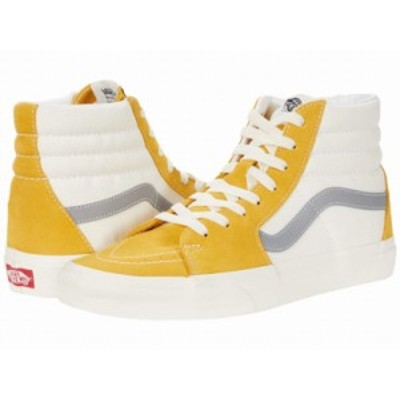 (取寄)Vans(バンズ) スニーカー スケート ハイ ユニセックス メンズ レディースVans Unisex SK8 Hi(Retro Sport) Honey Gold/Marshmallow