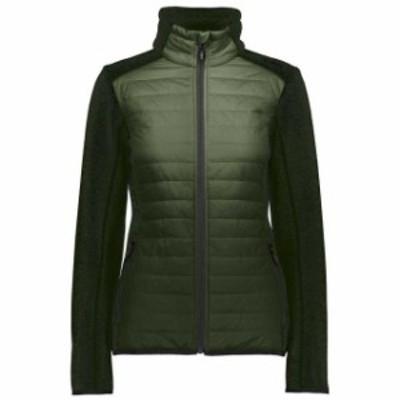 cmp シーエムピー アウトドア 女性用ウェア フリース cmp woman-jacket-hybrid